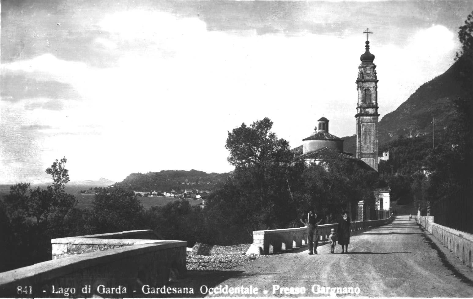 1931 - Einweihung des westlichen Gardesana