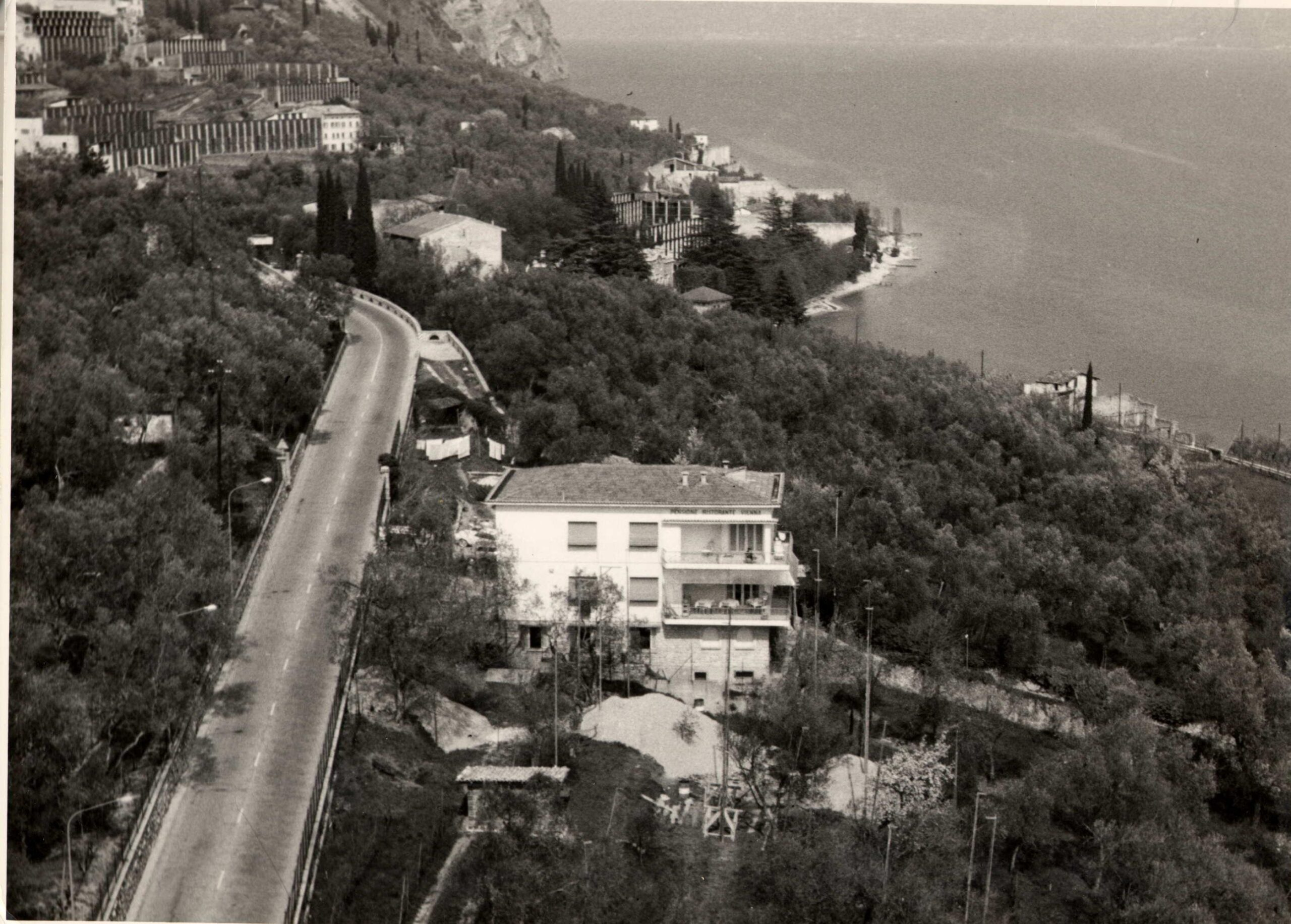 1960 - Zweite Erweiterung des Hauses