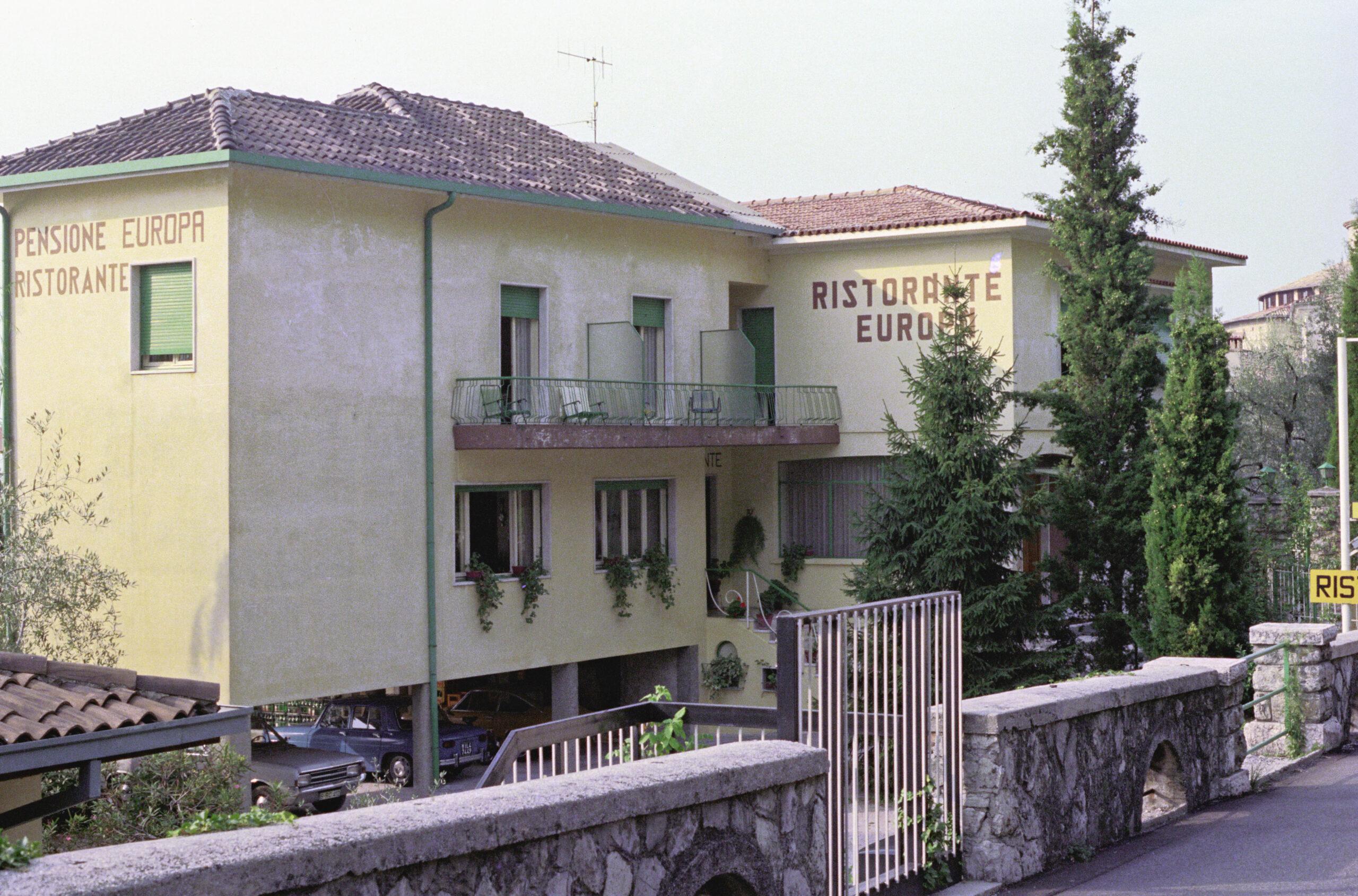 1971 - Beginn der Geschäftsführung der Familie Frassine